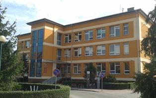 Zdjęcie budynku Urzedu Miejskiego w Sławie